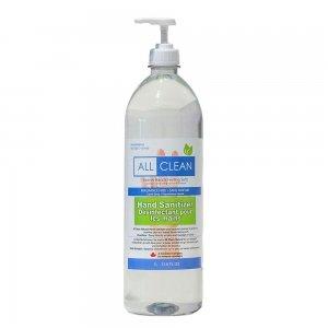 Hand Sanitizer – 1 Litre Pump