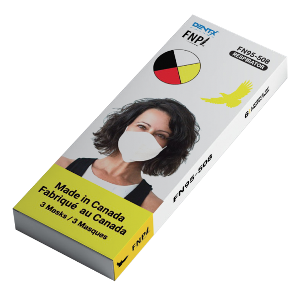 N95-508 Disposable Masks - Face Masks - AW Sales and Distribution Alberta - Medical PPE