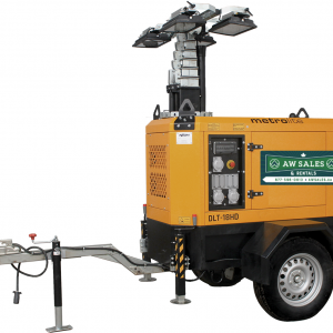 Diesel Light Tower -Construction Equipment Sales & Rentals - AW Sales and Distribution Alberta