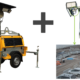 Light Tower & Security - AW Sales and Distribution Alberta - Construction Equipment sales and rentals